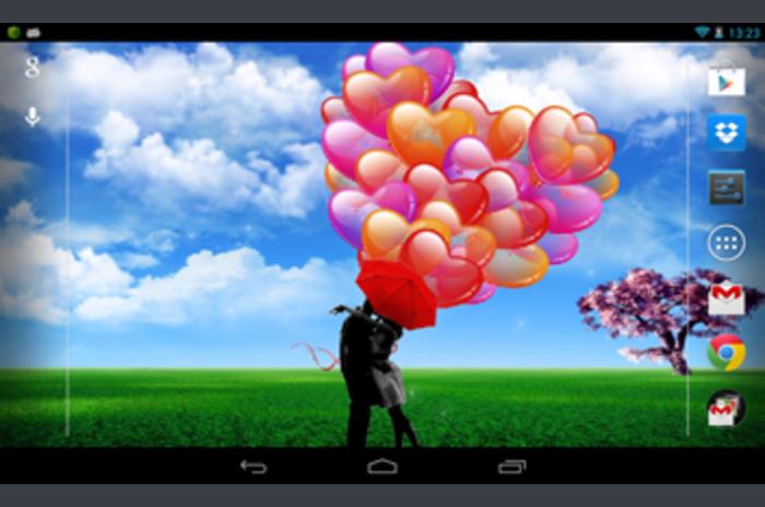 Ljubav baloni