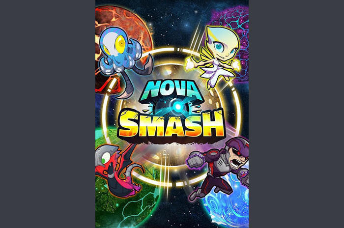 Nova smash: A slingshot action adventure