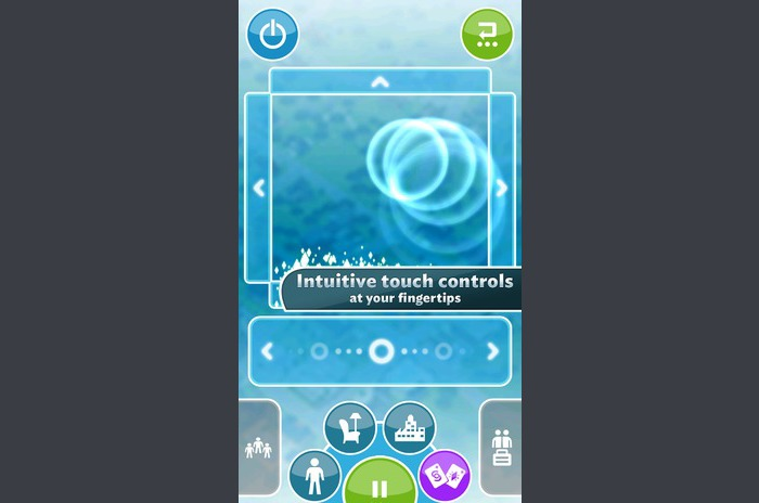 LG Game Pad: De Sims FreePlay