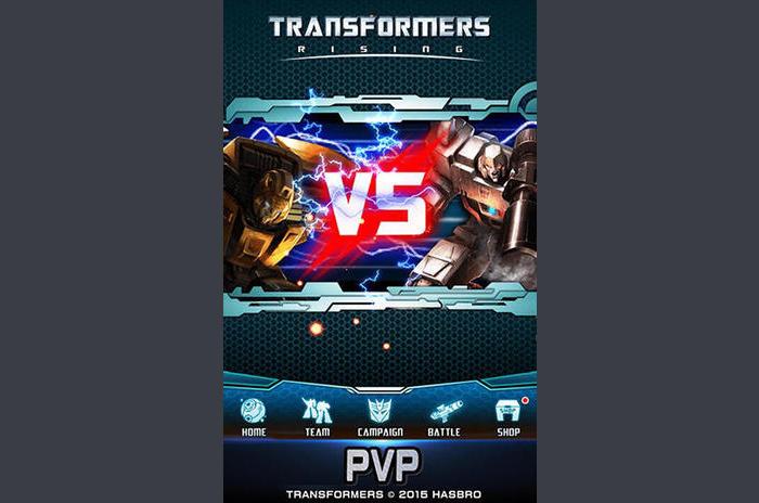Transformers: Rising