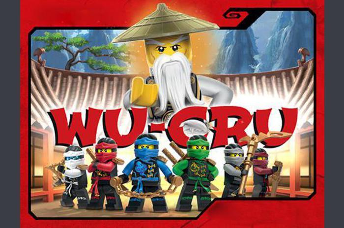LEGO Ninjago: Wu-Cru