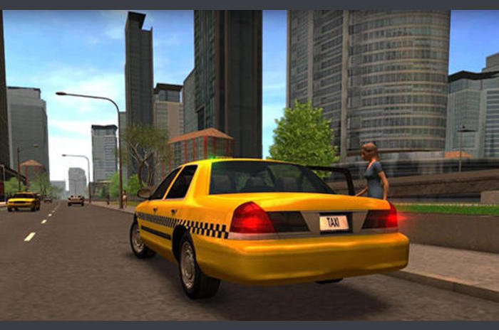 Taksi sim 2016