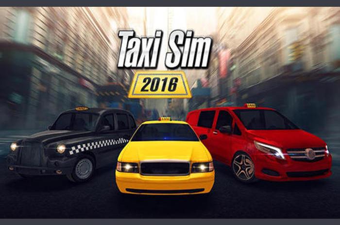 แท็กซี่ซิม 2016