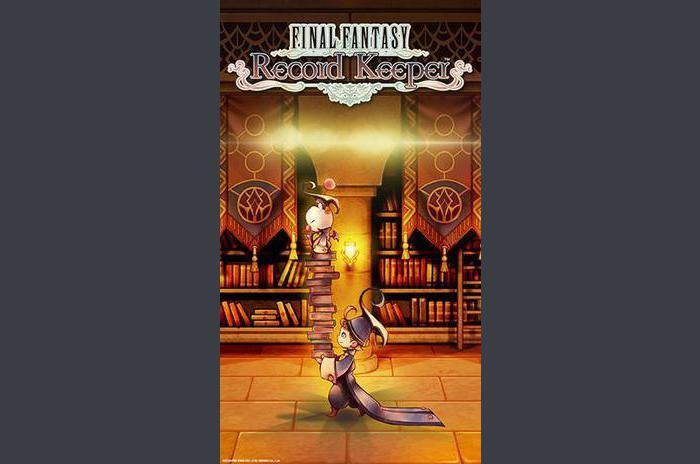 Final Fantasy: rekord tartója