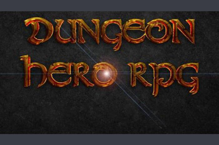 Dungeon hős RPG