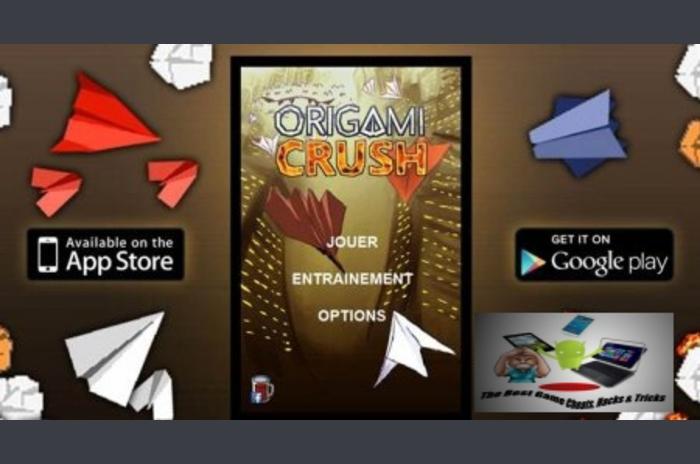Origami flechazo: edición Gamers