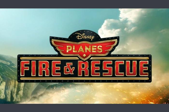 Zrakoplovi: Fire & Rescue