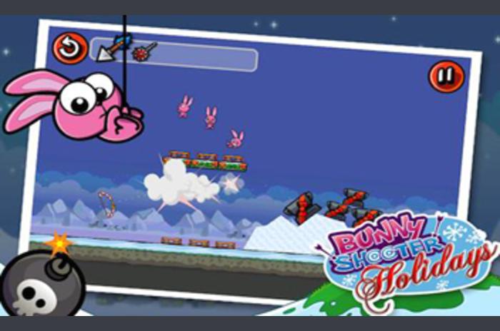 Bunny Shooter Christmas Free