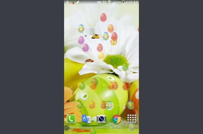 อีสเตอร์ดอกไม้ Livewallpaper
