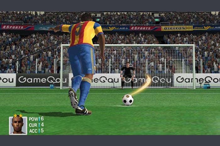 fotboll shootout