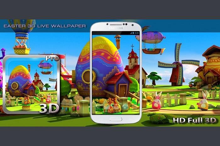 Pascua 3D Live Wallpaper
