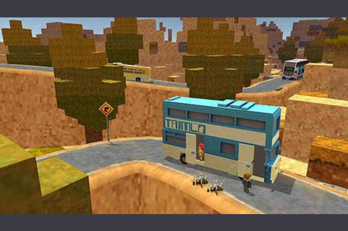 City bus simulator: Craft inc.