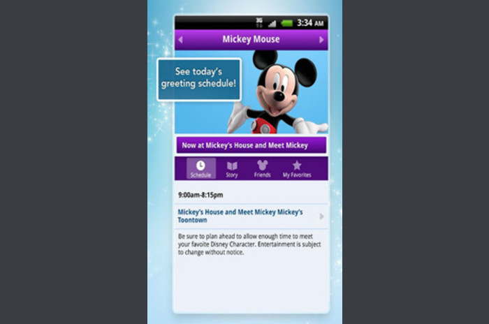 Disney Mobile Magic