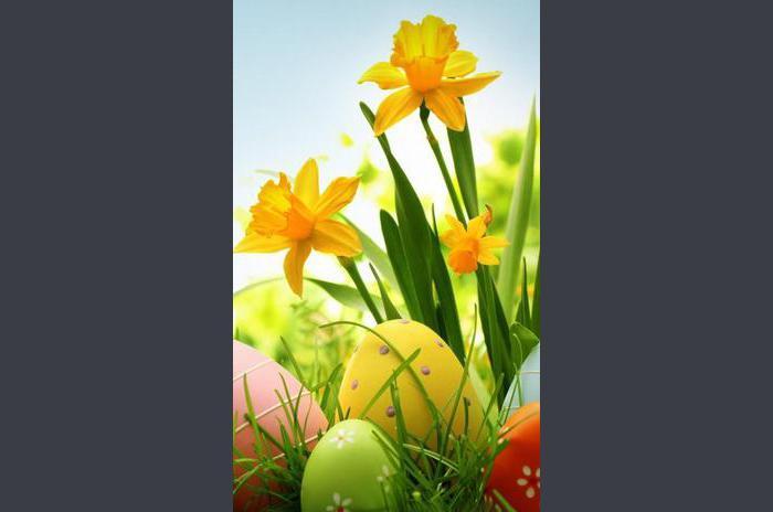 عيد الفصح لايف للجدران البيض