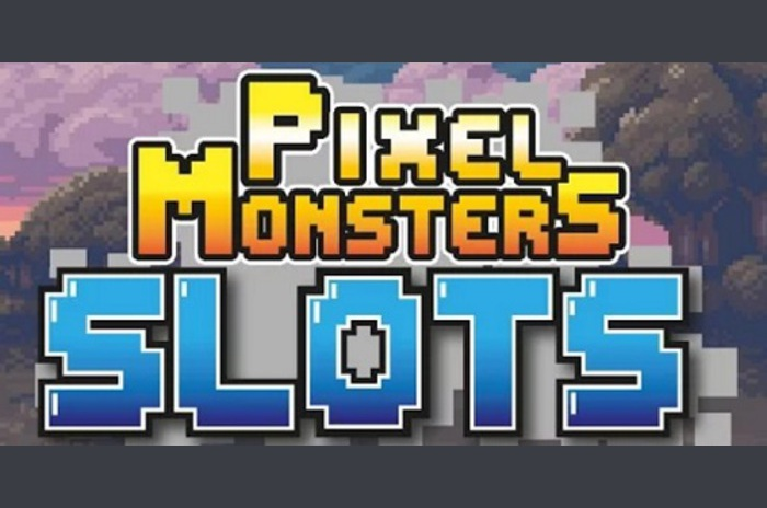 Pixel monster: Slots