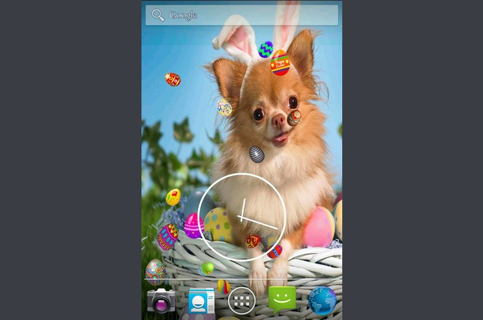 Easter Eggs Live Wallpaper