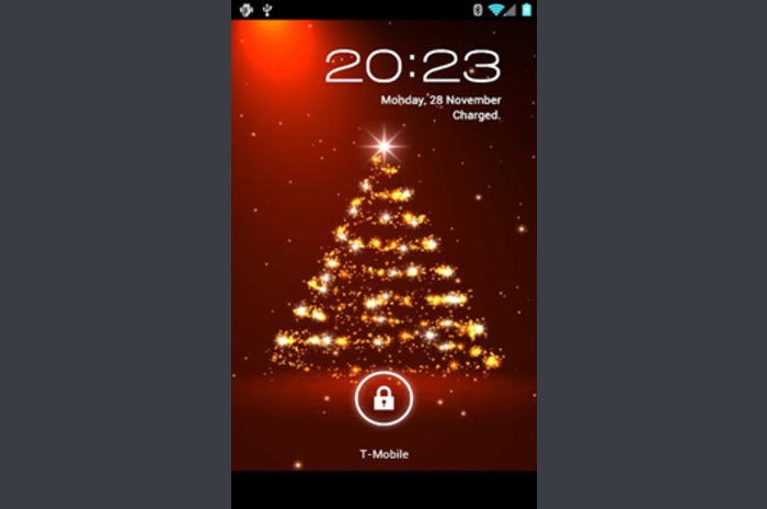 3D Christmas Live Wallpaper Ücretsiz