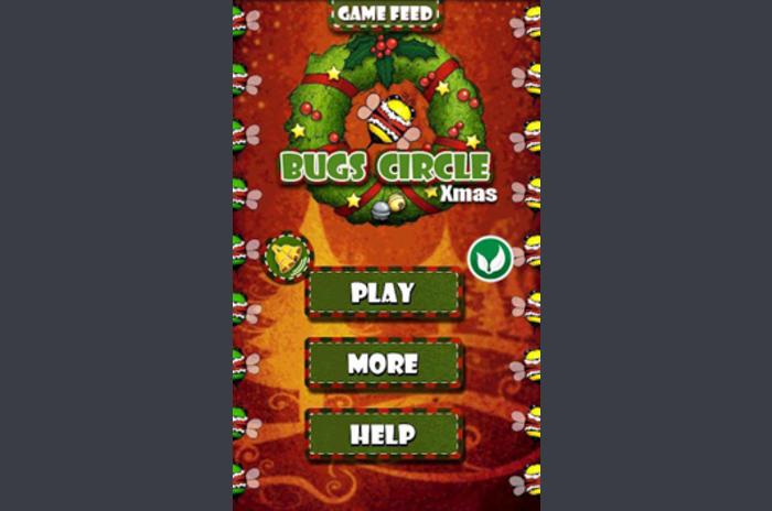 Bugs Circle - karácsony