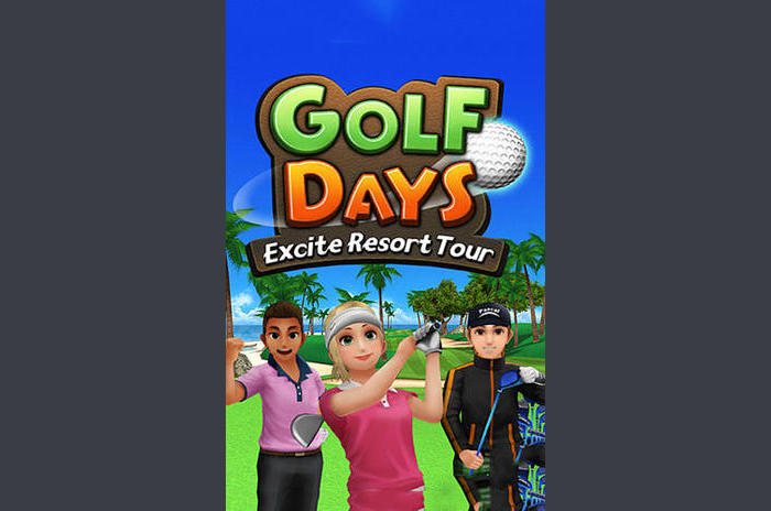 Golf days: Excite resort tour