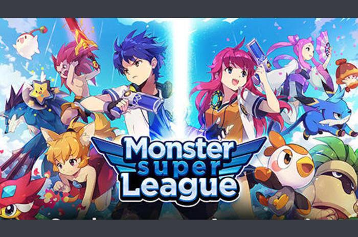 Monster liga super-