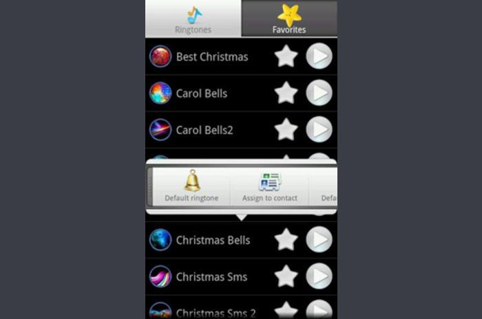 Popularne dzwonki świąteczne