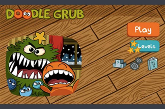 Doodle Grub Christmas Edition