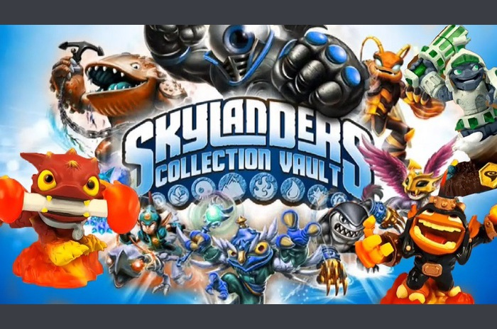 Skylanders Collection Vault ™