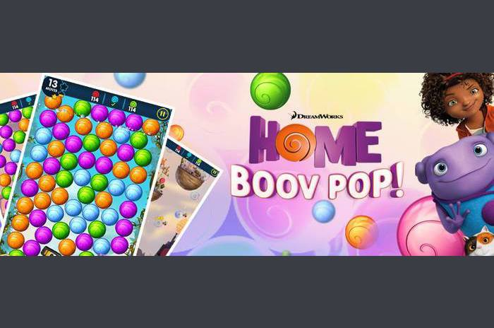 Home: Boov Pop!