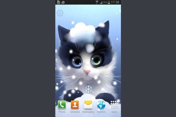 Frosty Kitten Lite