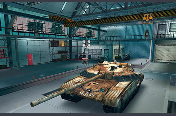 Armada: World of modern tanks