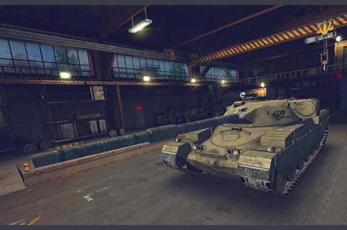 Armada: World of tanks modernes