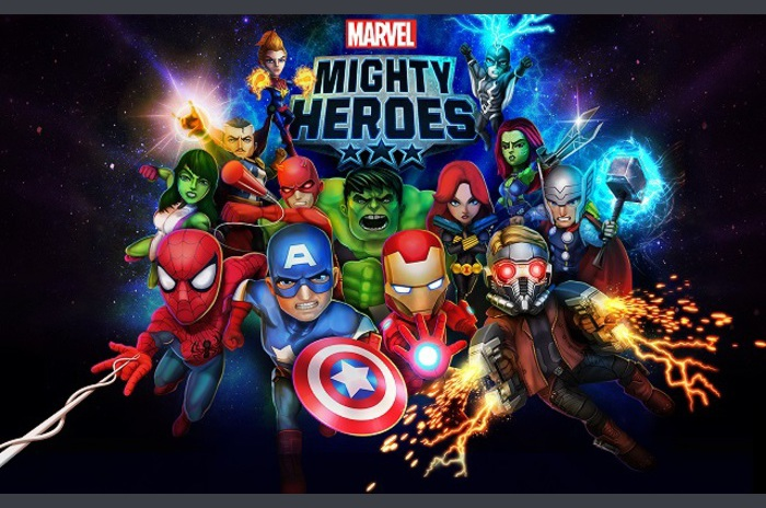 Marvel Kahramanları Mighty
