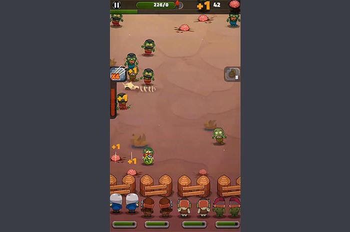 Desert zombik