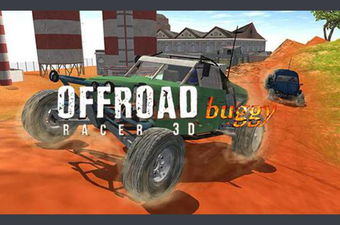 Off-Road Buggy Rally Racing