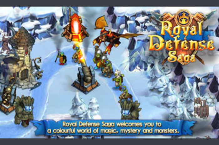 Royal Defensa Saga