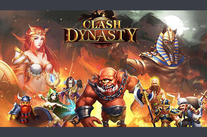 Clash dinasztia
