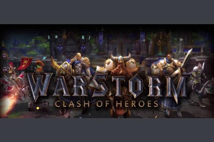 War storm: Clash of Heroes