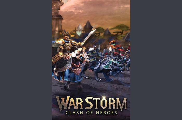 Burza War: Clash of Heroes