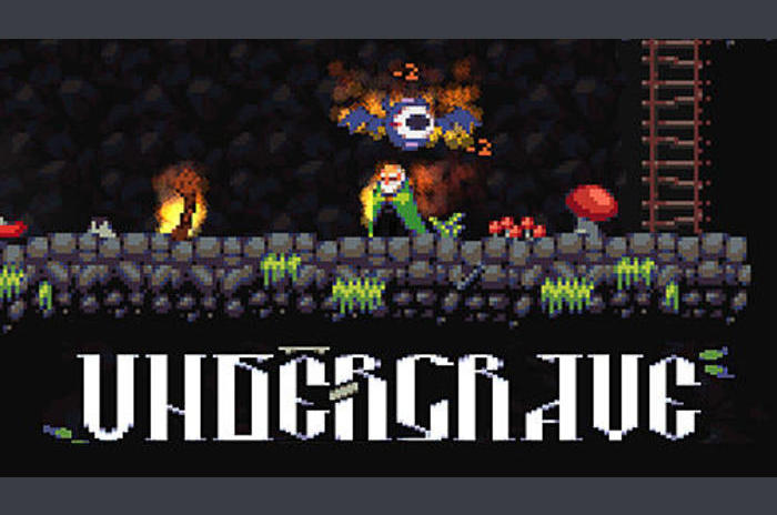 Undergrave: Piksel roguelike