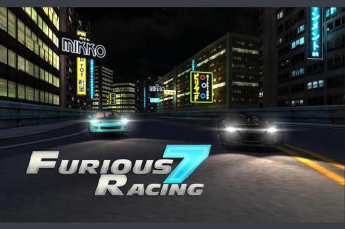 Furious 7: Racing