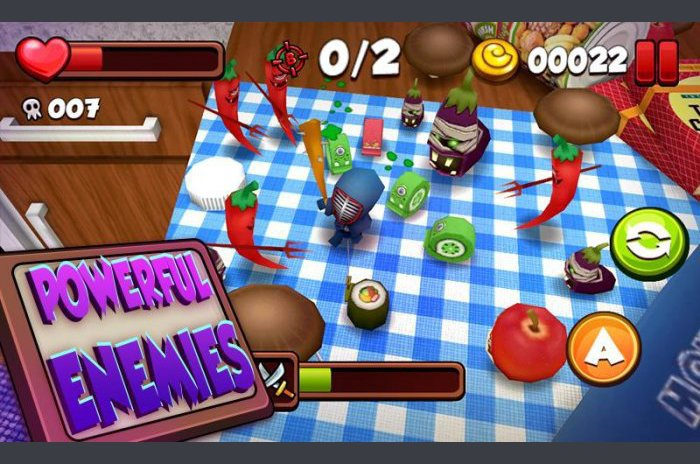Kuchnia Przygoda 3D