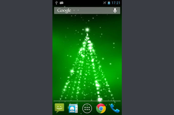 Christmas 3D Live Wallpaper