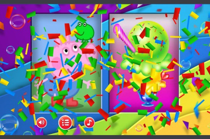 Peppa Pig toddlers puzzles
