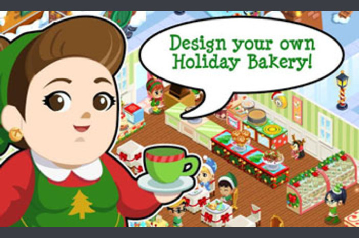Bakery Story: Christmas