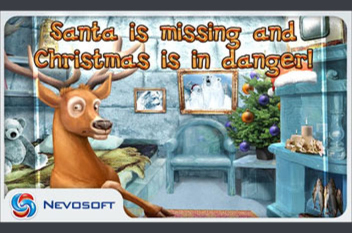 Christmasville: falta de Santa