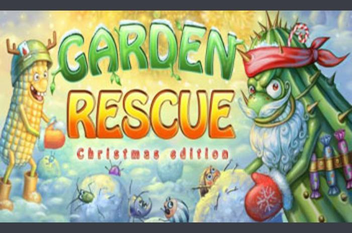 Ratunek Free Christmas ogród