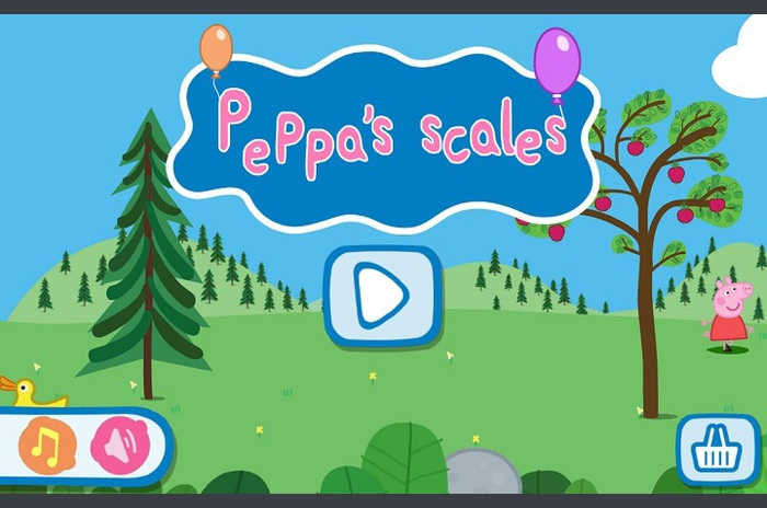 Peppa's Scales
