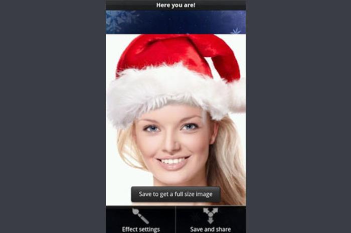 คริสมาสต์ Pho.to เฟรม