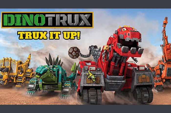 Dinotrux: Trux it up!