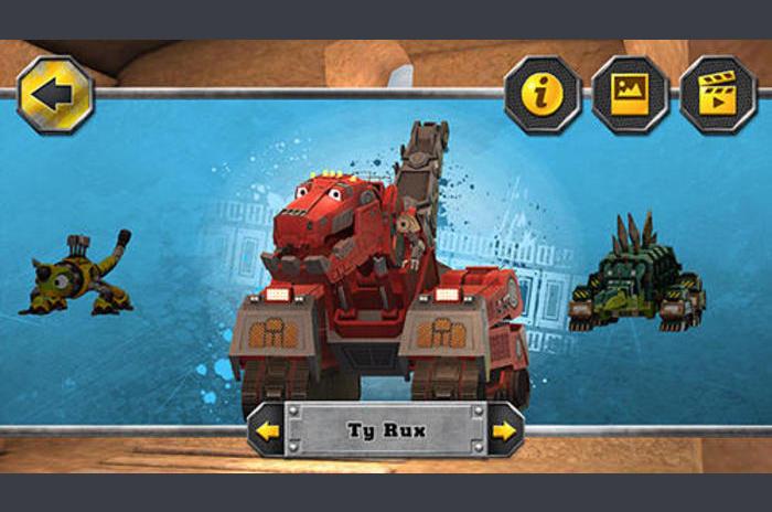 Dinotrux: TRUX para arriba!
